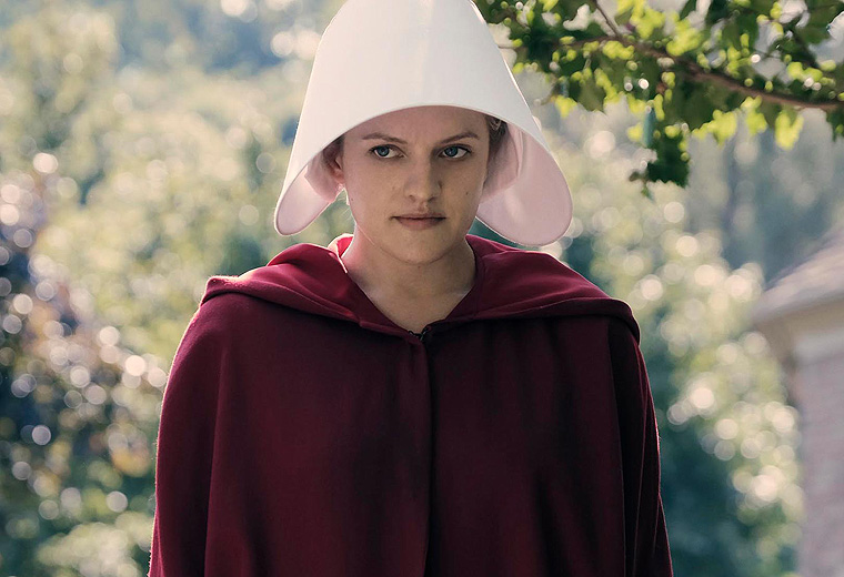 The Handmaid's Tale: Step into a dark future...