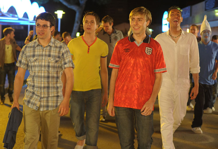 Watch The Inbetweeners on TV Anywhere