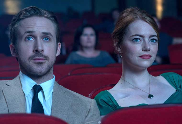 7 gifs you'll need after watching La La Land