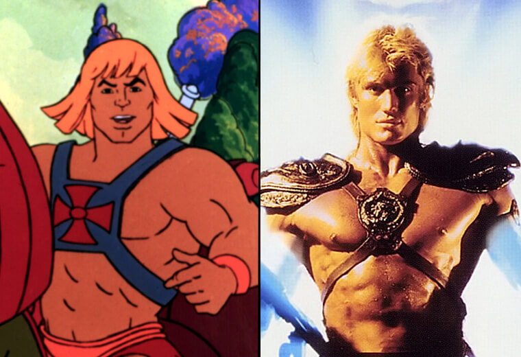80's cartoon remakes that should never have happened