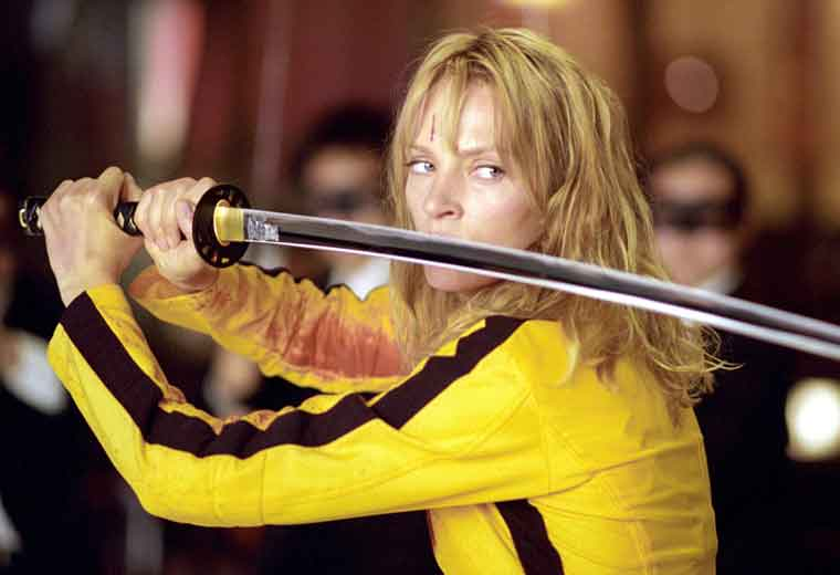 The top 8 movie moments of Quentin Tarantino