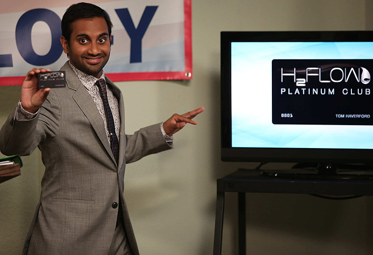 Parks & Rec: The best business ideas from Tom Haverford