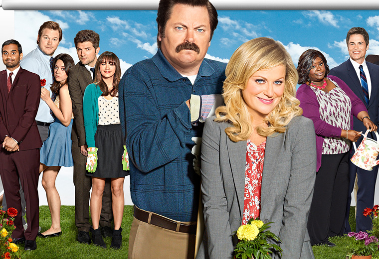 Record Parks And Recreation on TV Anywhere