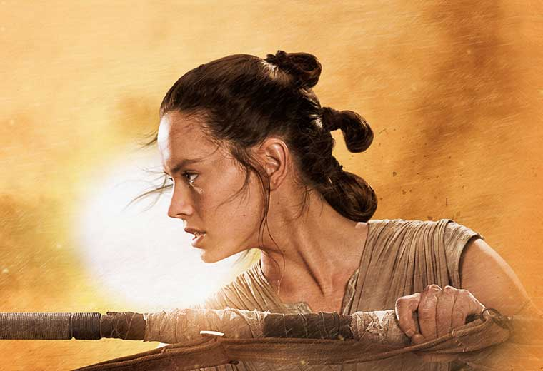 Why Rey is the best thing in Star Wars