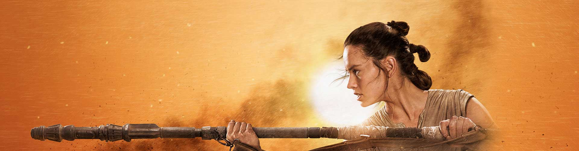 Rey of Light: Why the new heroine of Star Wars is a 21st century icon