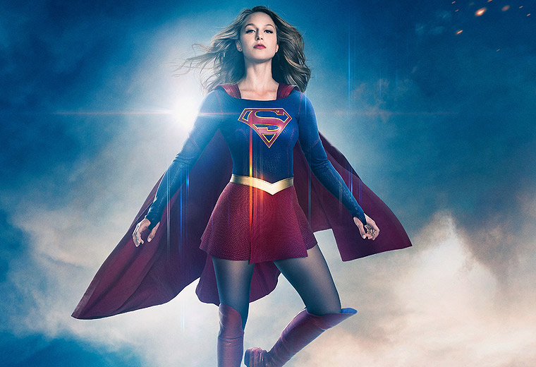 Watch Supergirl now on TV Anywhere