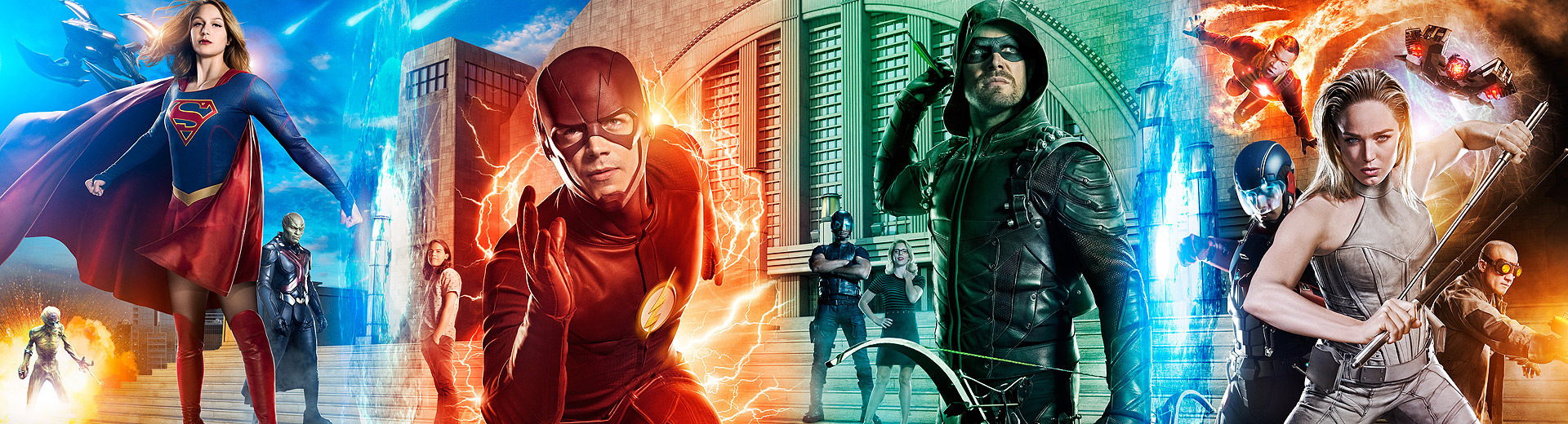 What's next for your favourite superhero shows?