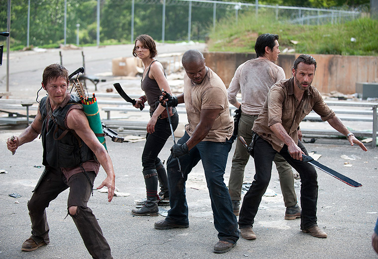 A guide to surviving The Walking Dead