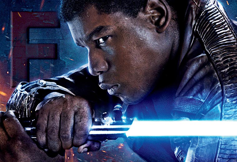 Feel the force with Star Wars: The Force Awakens