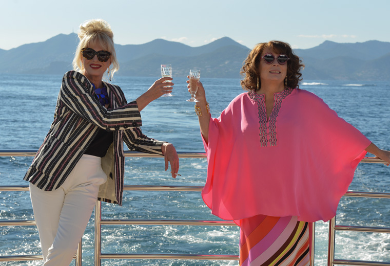 63 Absolutely Fabulous cameos