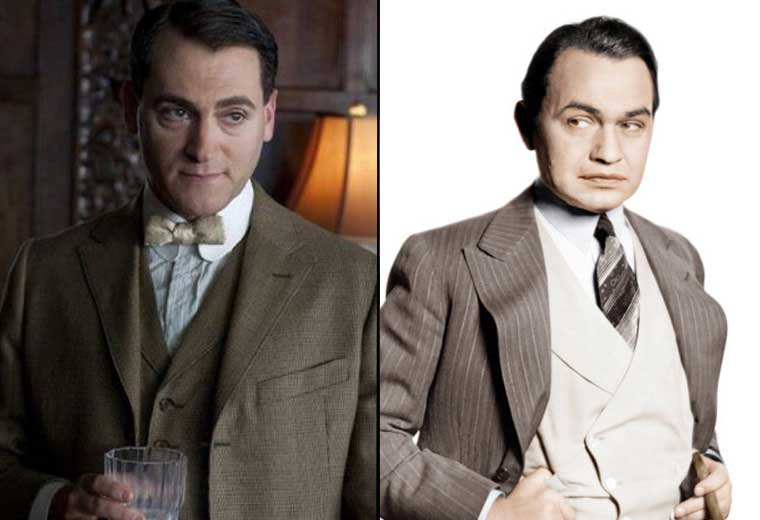 Michael Stuhlbarg put on weight and wore prosthetics for his role in Trumbo