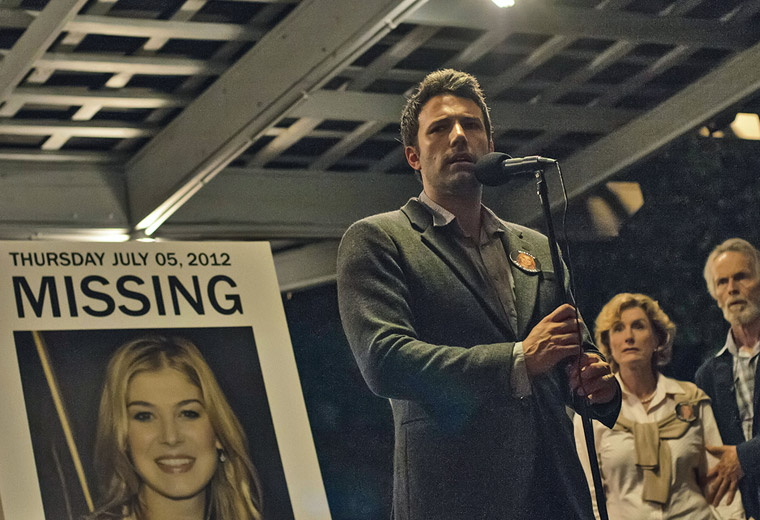 Affleck absolutely killed it in his Gone Girl role (no spoilers)