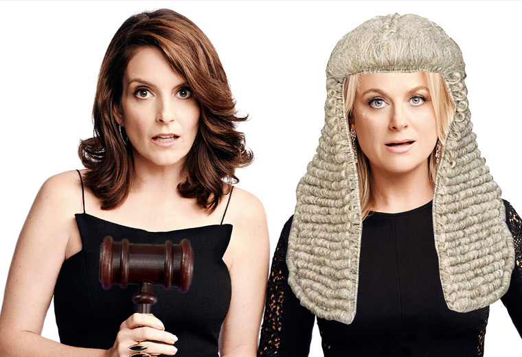 7 films we'd like Tina Fey and Amy Poehler to star in