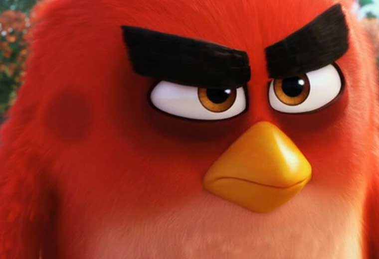 The 8 angriest movie birds