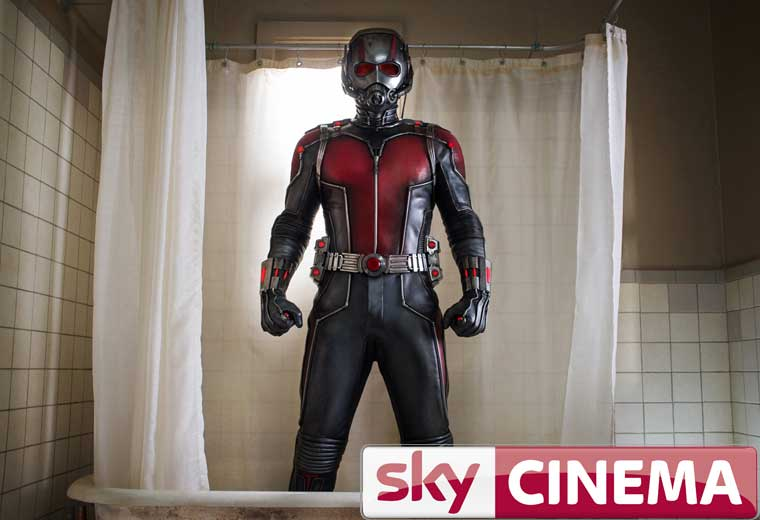 Not a Sky Cinema customer? Find out how to upgrade your TV package