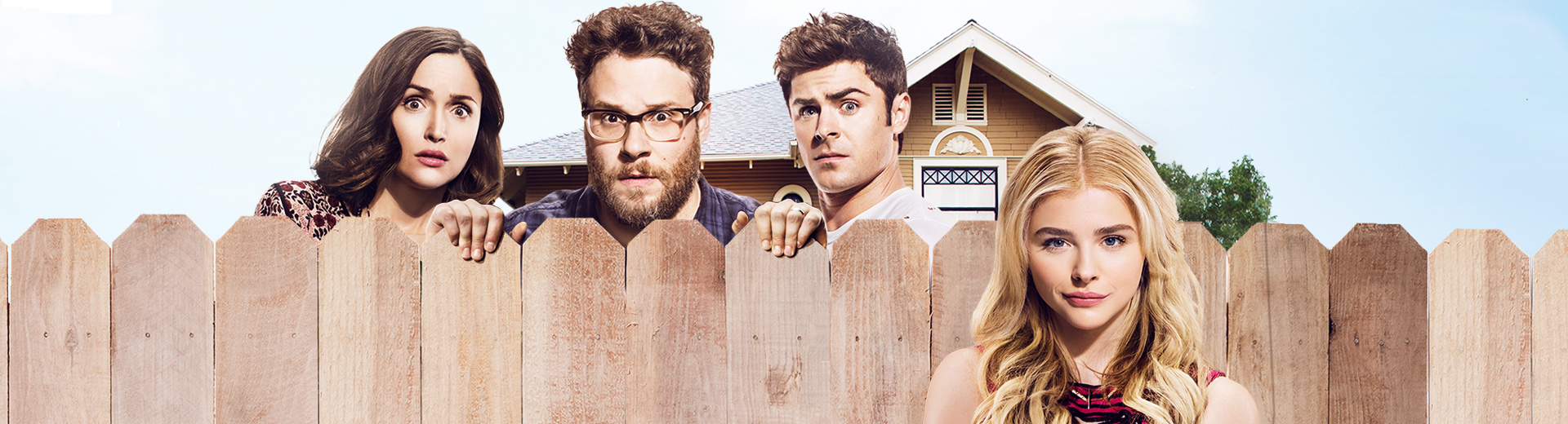 Bad Neighbours 2 – available now on Virgin Movies