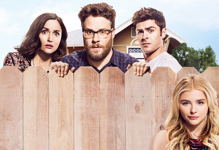 Bad Neighbours 2 moves on to Virgin Movies