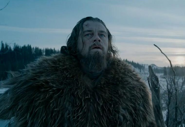 The Revenant – available now on Virgin Movies