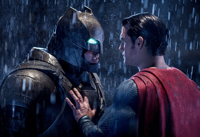5 amazing Easter Eggs you missed in Batman v Superman