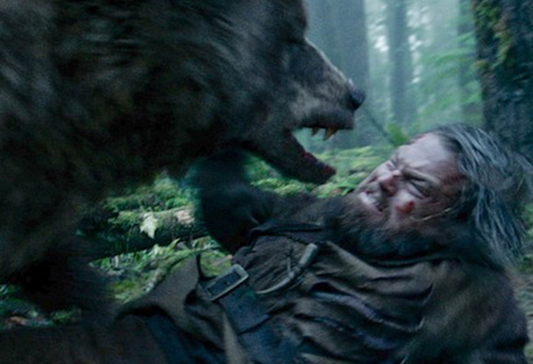The 9 best bear scenes from the movies