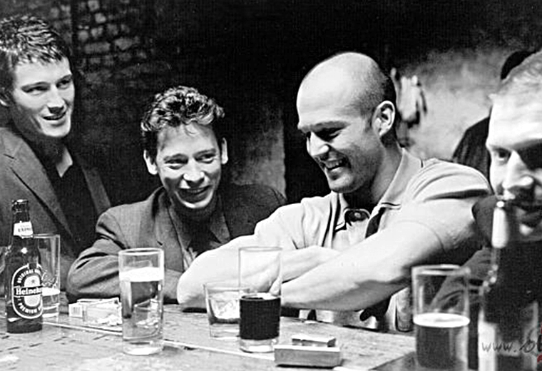 Lock, Stock and Two Smoking Barrels, a very entertaining movie.