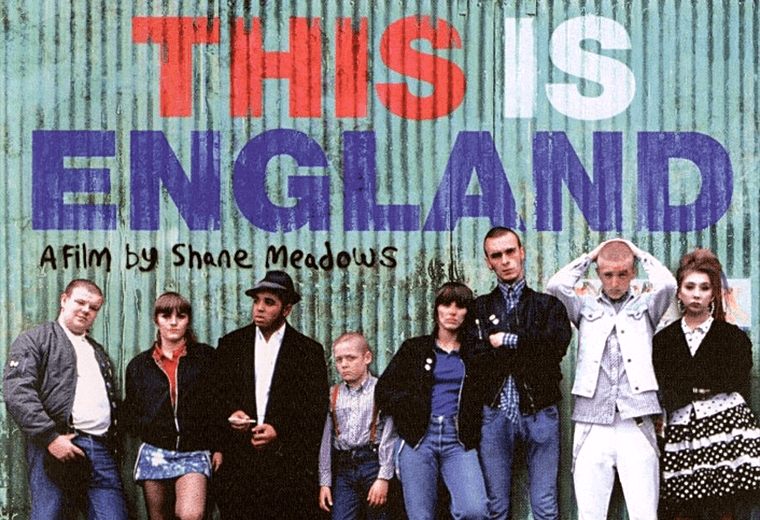 This is England, gripping film by Shane Meadows set in the 80s.