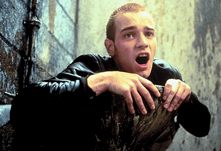 Trainspotting launched Ewan McGregor's career.