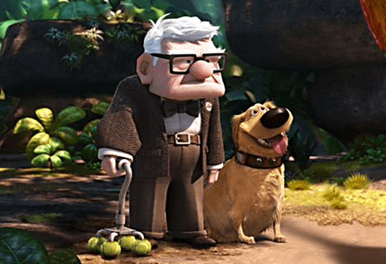 Greatest ever Pixar characters