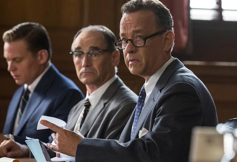 4. Bridge of Spies (2015)