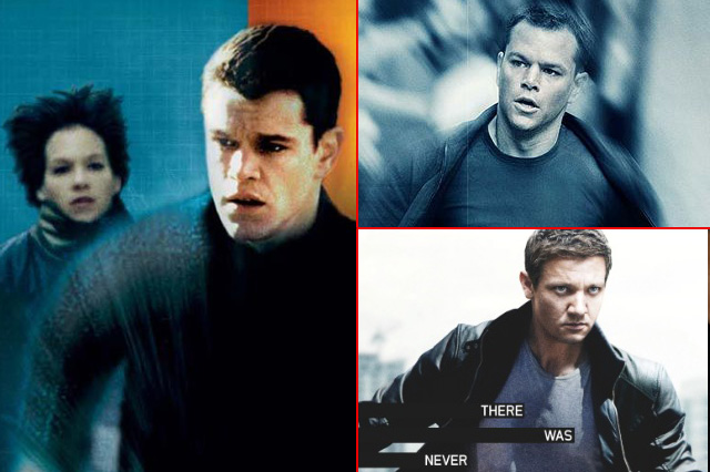 A quick guide to the Bourne franchise