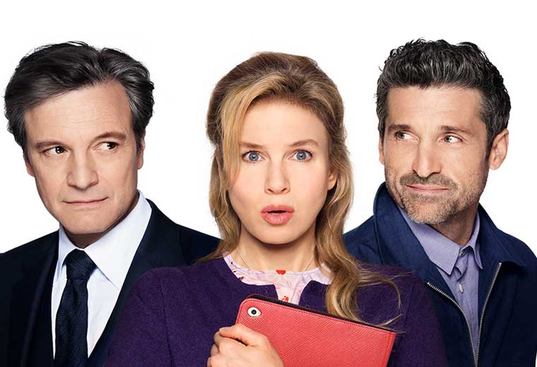 6 reasons Bridget Jones's Baby busted the box office