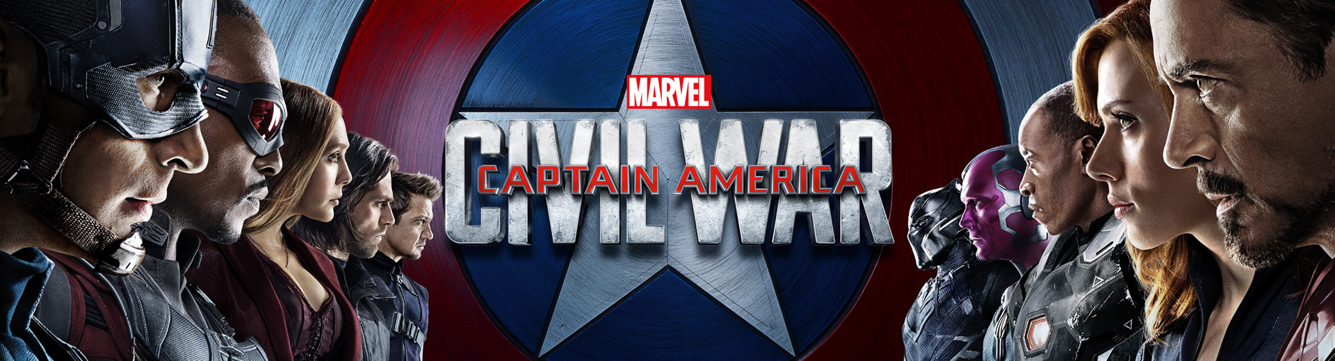 Captain America: Civil War – available now on Virgin Movies