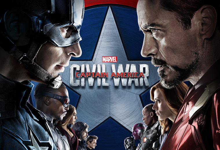 Watch Captain America: Civil War online now