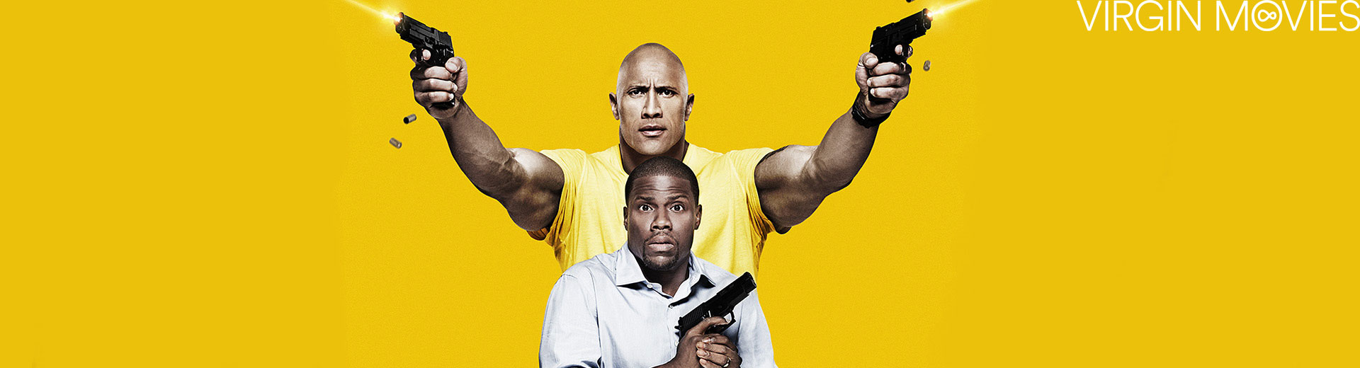 Central Intelligence – available now on Virgin Movies
