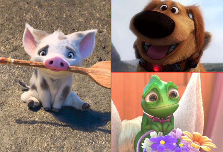The cutest Disney sidekicks we wish were real