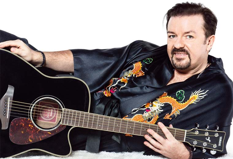 New David Brent: Life On The Road trailer will rock you stupid