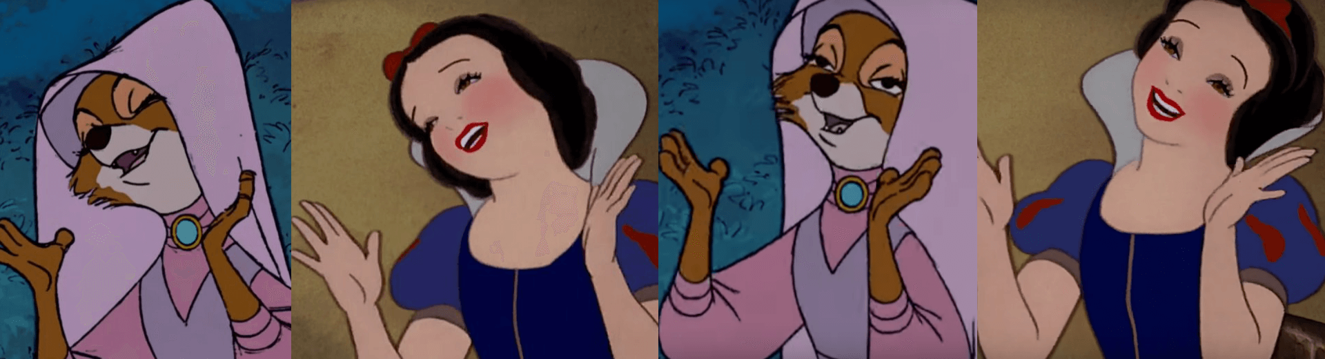 Disney's Snow White and Maid Marian