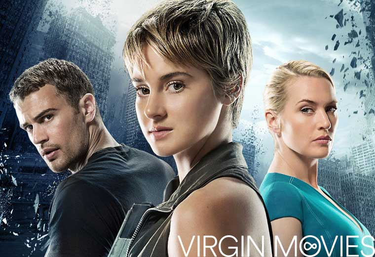 Watch now on Virgin Movies: The Divergent Series: Insurgent