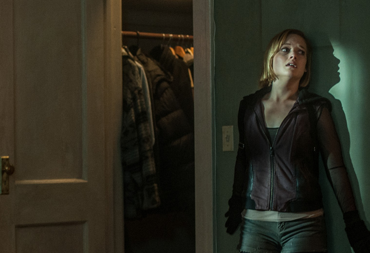 Watch a sneak peek of Don't Breathe, available now on Virgin Movies