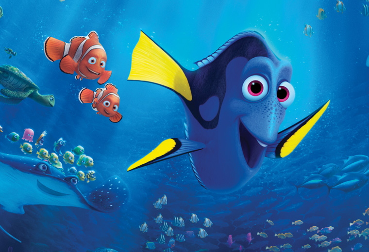 10 Dory gifs to live your life by