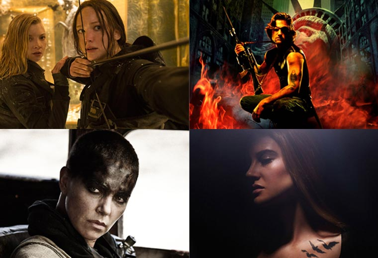 "Who should be on your ""Dystopian Movie"" star squad?"