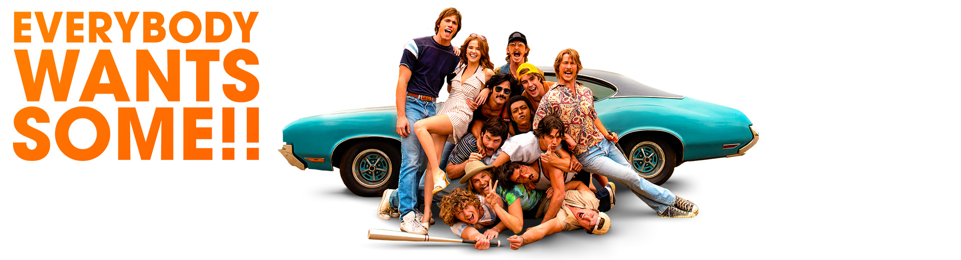 Everybody Wants Some!! – now on Virgin Movies