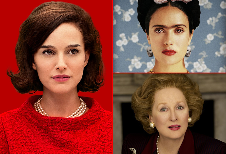 The 8 best biopics about famous females