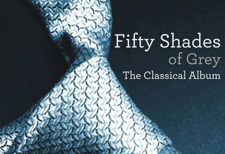The weirdest Fifty Shades of Grey spin-offs and tie-ins