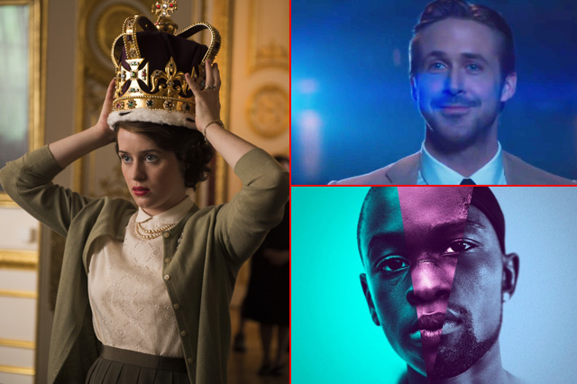 The Crown makes it reign at the Golden Globes
