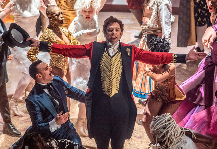 Roll up, roll up for The Greatest Showman trailer