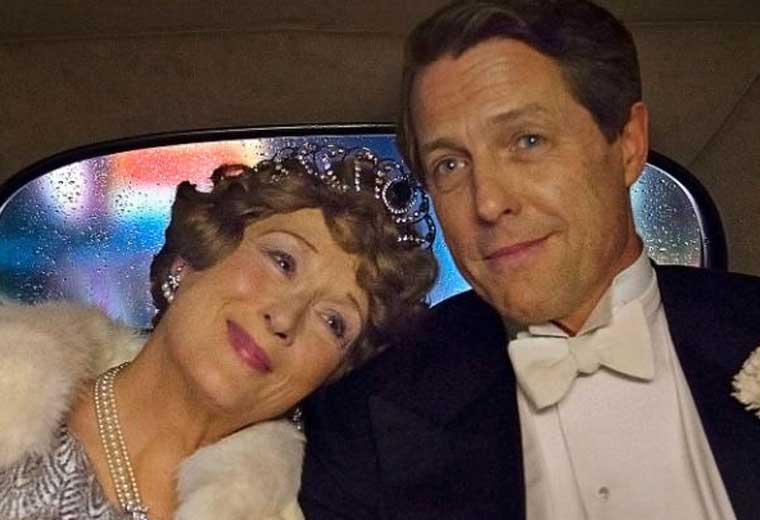 Hugh Grant is the lord of the dance
