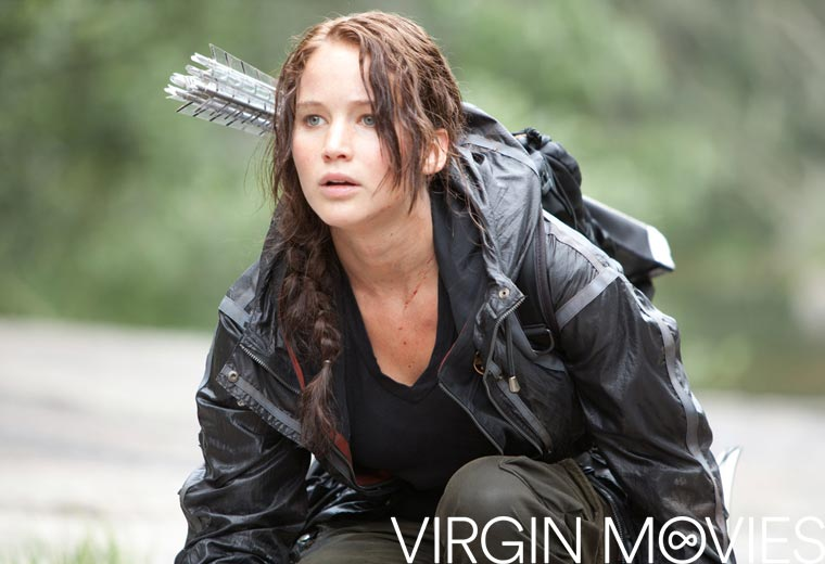 Watch The Hunger Games Collection on Virgin Movies