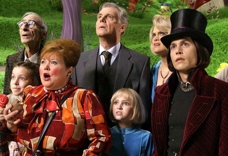 Watch Charlie And The Chocolate Factory on Virgin Movies