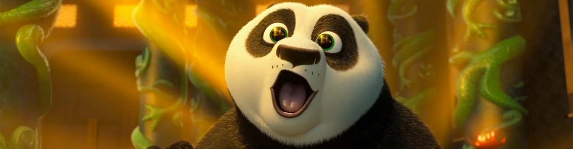 The most awesome Kung Fu Panda moments